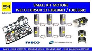 Pequeño Set Motor Cursor 13 Iveoc Stralis F3BE0681 F3BE3681 500054585 500055039