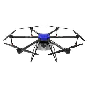 6Axis Agriculture Drone 16L Spray Drone Foldable 1630mm HD PAD+FPV Camera tpys