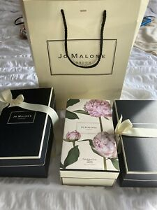 Jo Malone Gift Boxes And Gift Bag Empty!