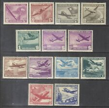 Chile 1941-54 Air Mail.