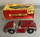 Very Rare Boxed Modern Toys Piccolo No210 Hong Kong Small Scale Austin Healey