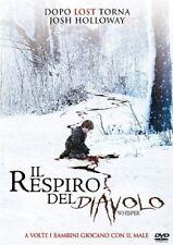 Il Respiro Del Diavolo - Whisper (2007) DVD