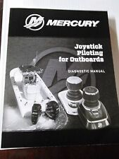 NEW 8M0110489 Mercury Joystick Piloting For Outboards Manual 2016  Lot 339