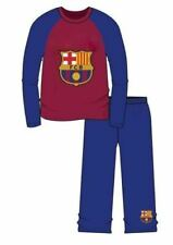 FC BARCELONA Boy PYJAMA Junior Kids COTTON Sleep Nightwear 2pcs SET Pijamas 7-8Y