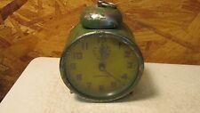 Antique Commodore Alarm Clock