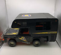 Vintage 1973 Big Jim Pack P.A.C.K. The Beast Camper Truck Camper Shell Mattel