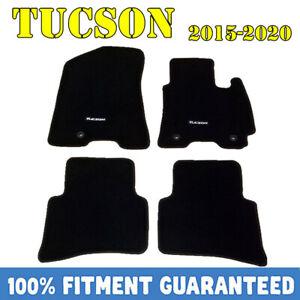 PREMIUM Prestige Carpet Floor Mats tailor made for Hyundai Tucson 2015 - 2020