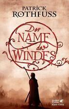 DER NAME DES WINDES -Erster Tag- von Patrick Rothfuss (Hardcover)