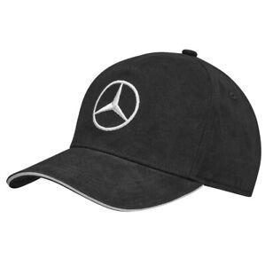 MERCEDES-BENZ Baseball Cap, Prime Logo, Black