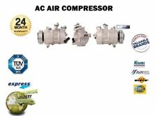 FOR AUDI A1 SPORTBACK 1.2 1.4 1.6 2.0 TFSI 2010-> AC AIR CONDITIONING COMPRESSOR
