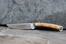 Eye Brand Carl Schlieper No 40 Falcon Hunting Knife Olive Handles