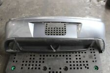 JDM 03 11 MAZDA RX-8 OEM REAR SILVER BUMPER COVER ONLY