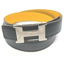 Hermes Cintura Mini Constance Reversibile Silvertone 1207058