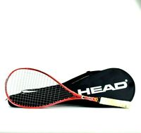 Black Knight iON Cannon Squash Racquet Racket with bag