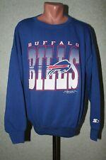 Vintage Buffalo Bulls Jersey Jacket Sweater Jumper Starter 1990 90s Size L NFL