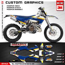 Custom Graphics MX Sticker Kit for TE FE 125 250 300 350 450 501 2017 2018 2019