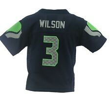 Seattle Seahawks Official NFL Infant Baby Size Russell Wilson Jersey New Tags