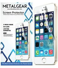 Cell Phone Screen Protector Wholesale LOT 5 Packs Fits iPhone 5/5c/5s