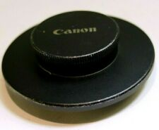Front CAP for CANON FD-EF lens adapter 1.26X screw in type 34mm OD genuine
