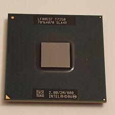 Dell Precision m4300 CPU Intel Core 2 Duo t7250 2,0 GHz procesador sla49