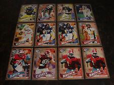 2005 Press Pass-SE Football---Old School---Lot Of 12---See List