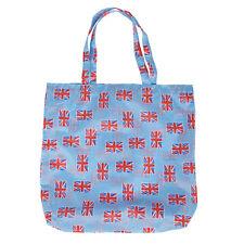totes Union Jack Shopping Bag