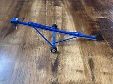 1/64 Custom Blue Belt Auger Farm Toy