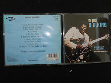 CD THE GREAT B B KING / LIVE IN CANNES 1983 /