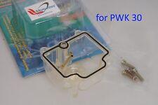 OKO carburetor Parts, Clear float Bowl  for OKO KEIHIN YSN PWK 30mm US