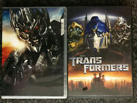 ✰ TRANSFORMERS DVD Lot: TRANSFORMERS & REVENGE of the FALLEN ✰SHIPS FREE/US✰