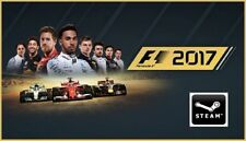 F1 2017*Steam key*PC*Digital*Download*Racing*Game*Fast*Delivery*