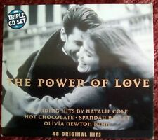 The Power of Love triple CD Set
