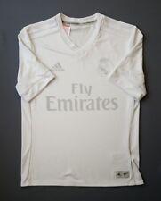 5/5 REAL MADRID PARLEY ORIGINAL FOOTBALL JERSEY SHIRT ADIDAS SIZE L 13-14 YEARS