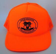 """IDAHO HUNTER EDUCATION"" ""PROGRAM GRADUATE"" One Size Fits Most Baseball Cap Hat"