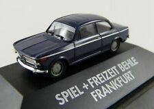 BMW 2002 100 Jahre IAA 1997 Behle in PC Vitrine Herpa 1:87 H0 ohne OVP [MB10]