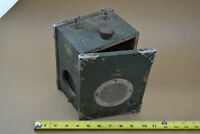Unusual Antique Railroad Military Field or Linesman Portable phone 1894