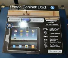 INNOVATIVE TECHNOLOGIES ITIU-760 UNDER CABINET IPHONE IPOD IPAD DOCK