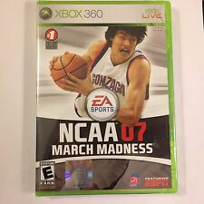 NCAA March Madness 07 (Microsoft Xbox 360, 2007) Brand NEW!!