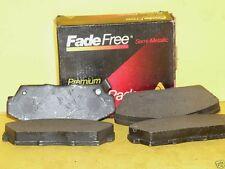 FADE FREE MKD409 Disc Brake Pad