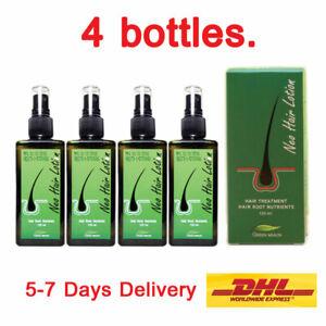 4 Neo Hair Lotion Growth Root Hair Loss Treatments Tonic (100% Genuine) 120 ml