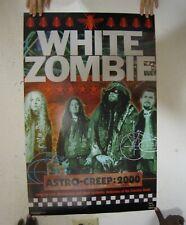 White Zombie Poster Rob Band Shot