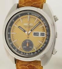 Seiko Automatic Uomo Cronografo in acciaio inox-Orologio da polso Uomo - 1970er anni
