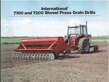 International 7100 & 7200 Pala PRESS Brochure Trapani grano-BXNH1