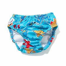Finis Swim Diaper niños Baby bañador baño pantalones schwimmhose talla 10-13 kg azul