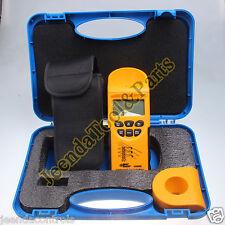 AR600E Ultrasonic Cable Height Tester 3~23m Smart Sensor 6 Cables Measurement