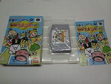 Mina de Tamagotchi World Nintendo 64 Japan