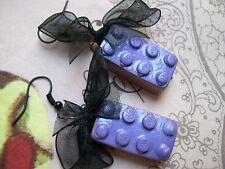 orecchini LEGO fimo fiocco kawaii offerta!!!