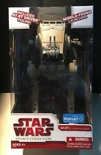 STAR WARS AT-ST LEGACY COLLECTION with At-St Driver Mint In Box