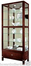 Howard Miller 680-515 Williamson - Curio Display Cabinet with Drawer