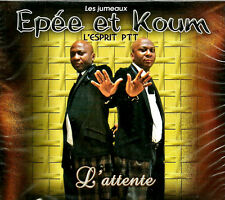 EPEE ET KOUNM (SWORD AND KOUNM) - NEW ORIGINAL FRENCH MUSIC CD - FREE UK POST